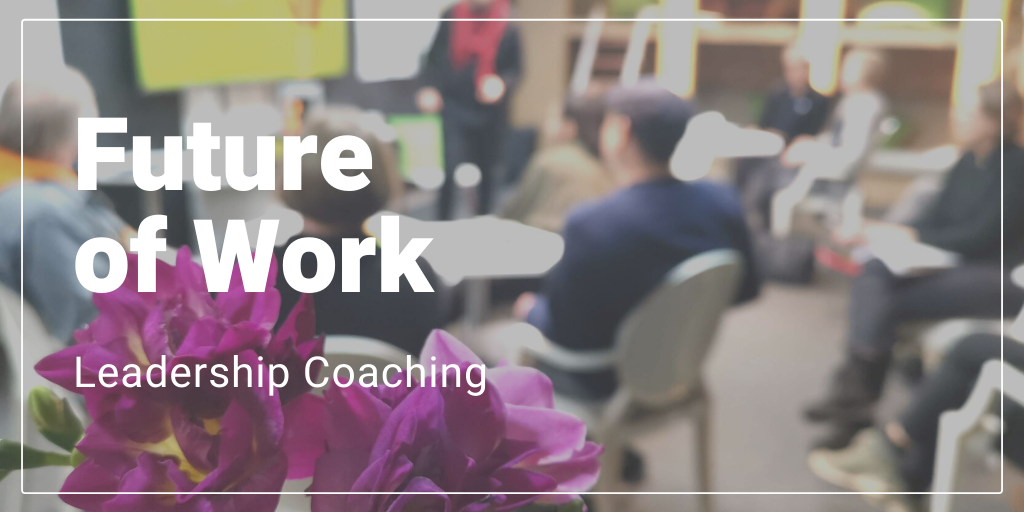 Future of Work Leadership Coaching