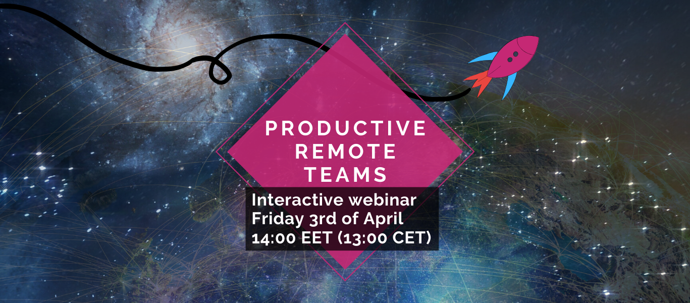 Productive Remote Teams Interactive Webinar: Games #2