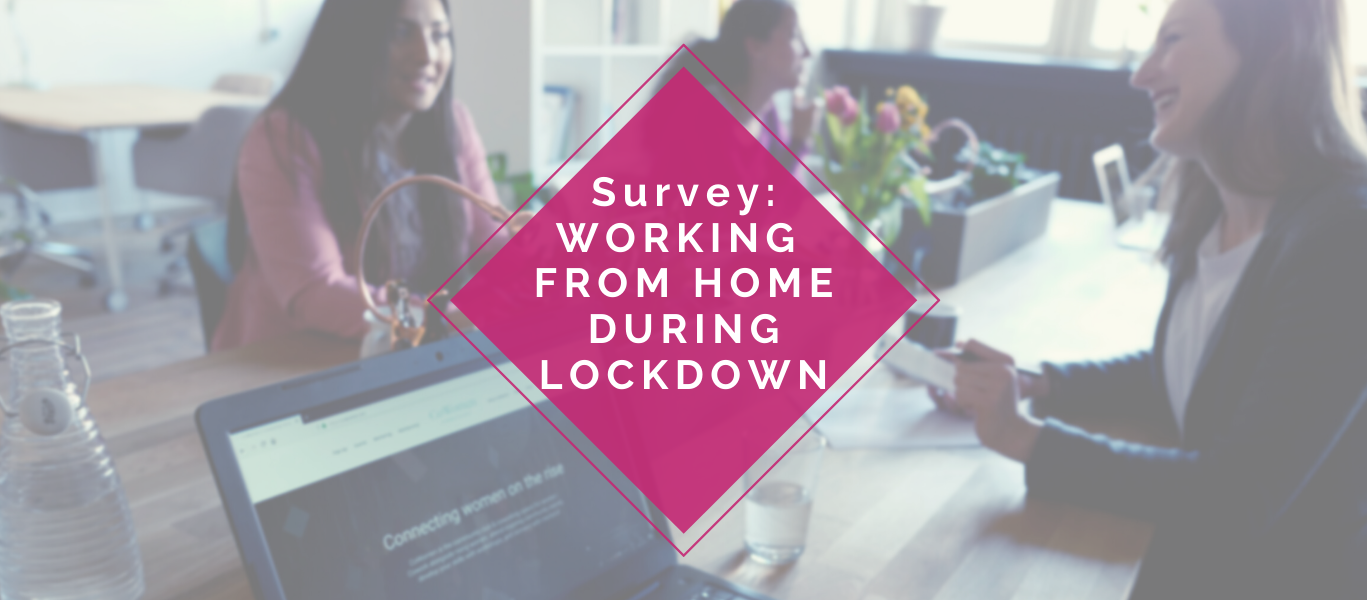 Survey: Challenges in working from home during lockdown